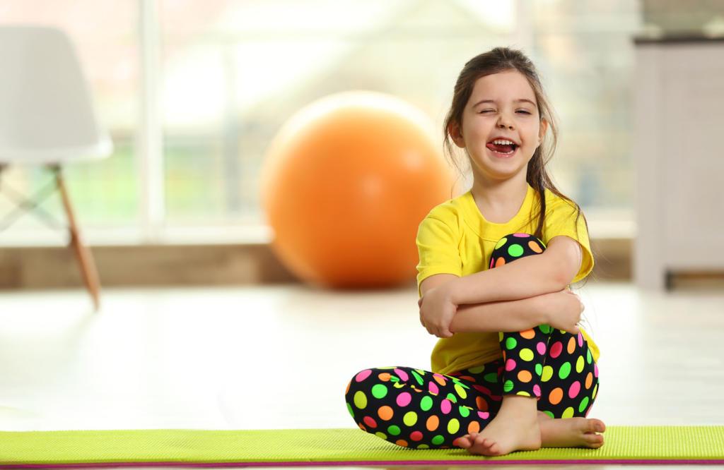 Polytex Matratzen Mädchen auf Spiel- & Turnmatten