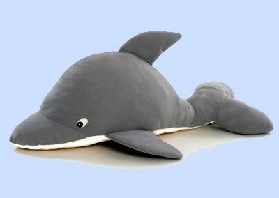 Polytex Matratzen Kuscheltiere Delphin