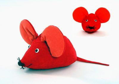 Polytex Matratzen Kuscheltiere Maus