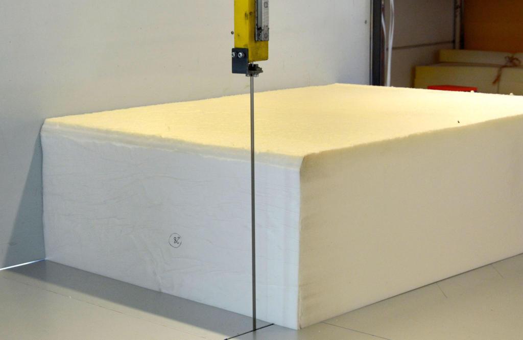 Polytex Matratzen Produktion